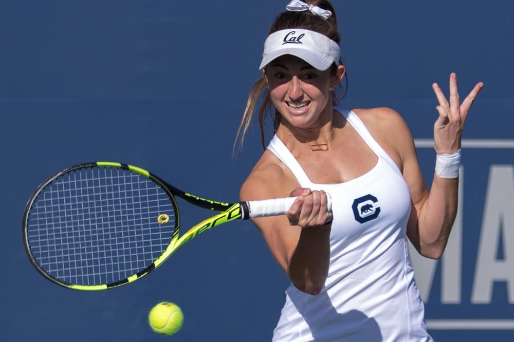 Cal Women's Tennis